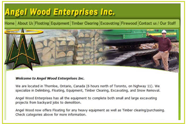 Angel Wood Enterprises Inc.