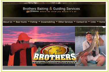 Brother's Baiting & Guiding Services kirkland lake