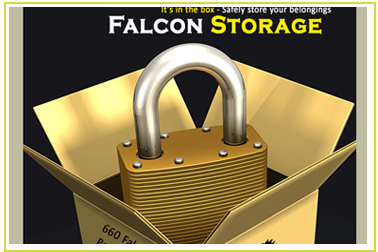 Falcon Storage in Timmins Ontario