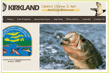 Kirkland District Game and Fish Protective Associations