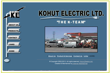 Kohut Electric Kirkland Lake