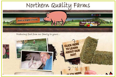 Northern Quality Farms located in Earlton, Ontario