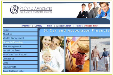 St. Cyr and Associates Financial