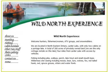 Wild North Experience
